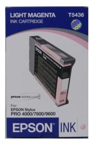 EPSON Ink, light magenta T543600