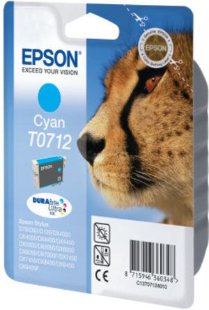 EPSON Ink Cart. C13T07124012 für Stylus D78/92/120/DX4000/ 4050/4400/4450/5000/5050/6000/ C13T07124012