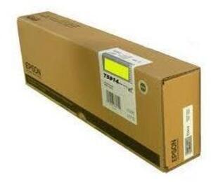 EPSON Tintenpatrone yellow T591400
