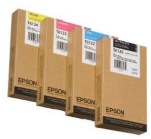 EPSON Tintenpatrone yellow T612400