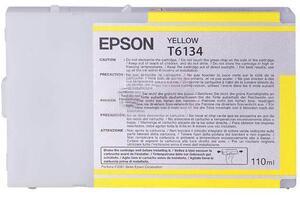 EPSON Tintenpatrone yellow T613400
