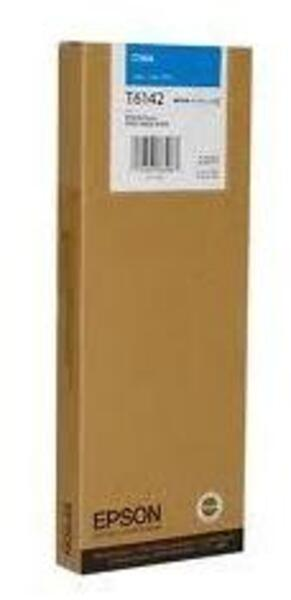EPSON Tintenpatrone cyan T614200