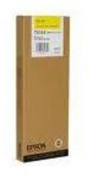 EPSON Tinte gelb 220ml T614400