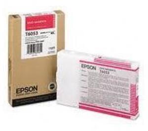 EPSON Tintenpatrone vivid magenta T605300