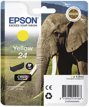 EPSON Epson Ink, Yellow 24 C13T24244012