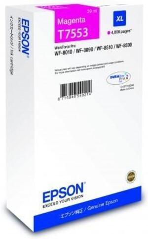EPSON Tintenpatrone XL magenta T755340