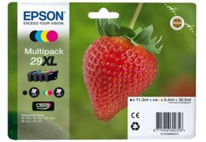 EPSON Ink Cart. C13T29964012 für Expression Home XP-235/ 332/335/432/435 Multipack XL C13T29964012