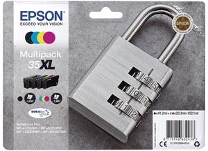 EPSON Multipack Tinte XL CMYBK T359640