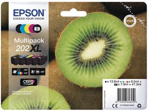 EPSON Multipack 202XL Kiwi C13T02G74010