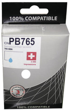 Neutral Tintenpatrone blau CNPB765