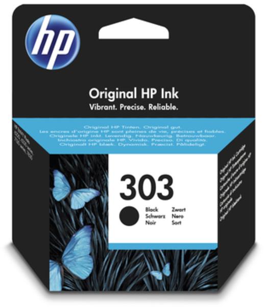 HP 303 Tinte schwarz T6N02AE