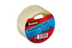 Scotch Verpackungsband 50mmx66m 3715066
