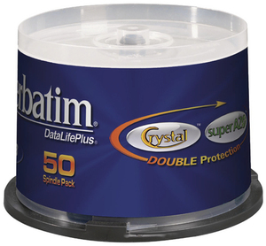 Verbatim CD-R Spindle 80MIN/700MB 43343