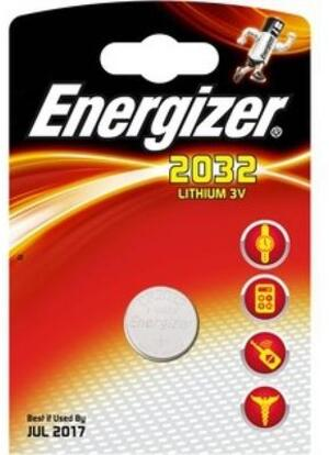 Energizer Knopfzelle Lithium 3V 637181