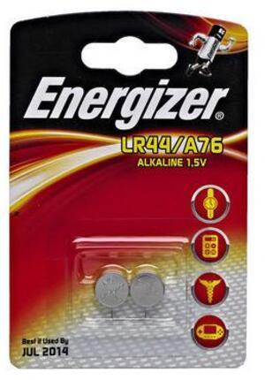 Energizer Knopfzelle 1.5V LR44A76