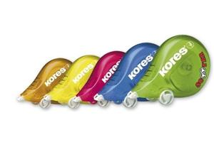 KORES SCOOTER 5-COLOR 4,2mmx5m KR84873