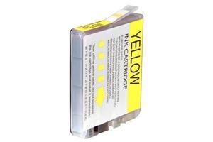 KORES Tintenpatrone yellow LC-1000YKOR