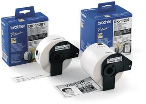 Brother PTOUCH Versand-Etiketten 62x100mm DK11202
