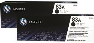 HP Toner-Modul 83AD schwarz CF283AD