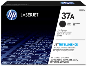 HP 37A Original LaserJet Toner Schwarz CF237A