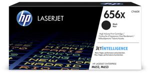 HP 656X Original LaserJet Toner Schwarz Hohe Kapazität CF460X
