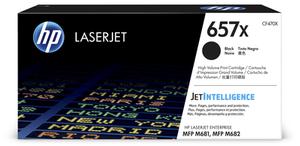 HP 657X LaserJet Original Toner Schwarz Hohe Kapazität CF470X