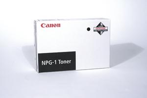 Canon CANON Toner NPG-1 schwarz 1372A005