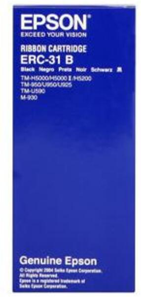 EPSON Farbband ERC-31 / Black / M930 TM930 950 C43S015369
