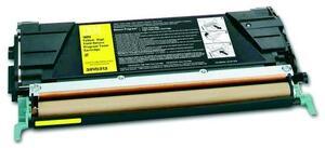 IBM InfoPrint Toner, yellow 39V0313
