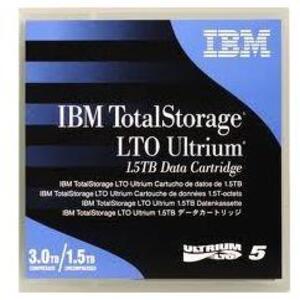 IBM Cartridge LTO Ultrium 5 - 1,5/3,0 TB 46X1290