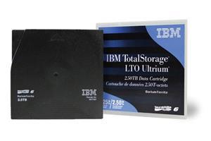 IBM LTO Ultrium 6 2.5/6.25TB V7590