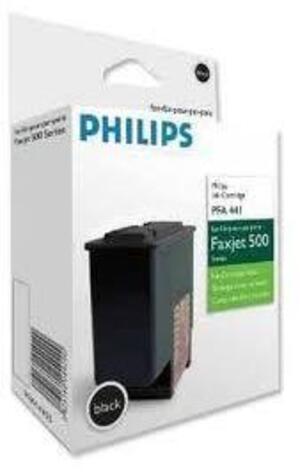 Philips Tintenpatrone schwarz PFA441