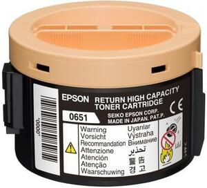 EPSON Toner-Modul return schwarz S050651