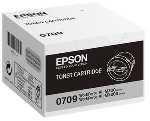 EPSON Toner/AL-M200/MX200 Std Cartridge 2.5K C13S050709