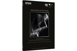 EPSON Traditional Photo Paper A3+ S045051