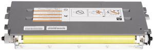 Tally Laser Color 8108 Tonerkartusche gelb hohe Kapazität 3.000 Seiten 1er-Pack 43798