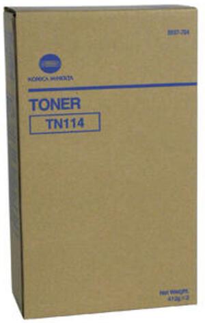 Konica Minolta KONICA Toner TN-114 schwarz 8937722