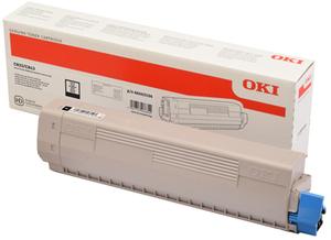 OKI Toner black 46443104 zu Oki C800 Serie 46443104