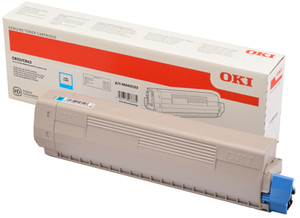 OKI Toner cyan 46443103 zu Oki C800 Serie 46443103