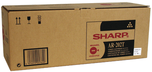 Sharp Toner, black AR202T