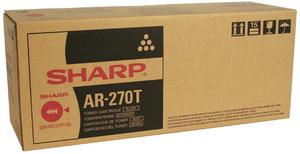 Sharp Toner, black AR270T