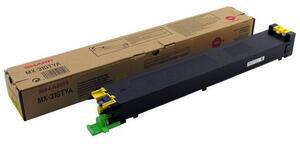 Sharp Toner yellow MX-31GTYA