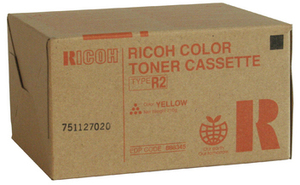 Ricoh Toner Typ R2, yellow 888345