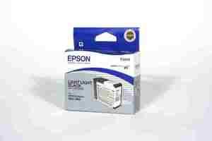 EPSON Ink, light light black T580900