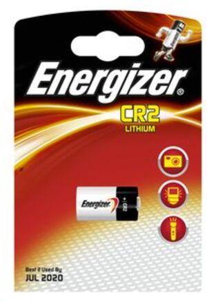Energizer CR2 Lithium 3.0V 618218
