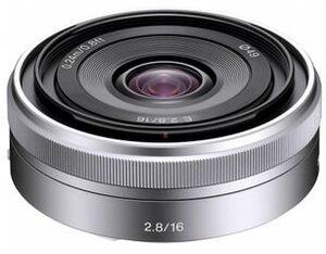 SONY SEL 16mm f / 2.8 SEL-16F28