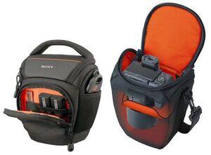 SONY LCS-AMB Schutztasche black LCS-AMB