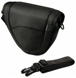 SONY Tasche LCS-EMC, für NEX inkl. Std-Zoom LCSEMCSYH