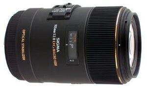 SIGMA 105mm f / 2.8 EX DG OS HSM Macro NI 258944