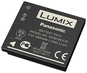 Panasonic Lithium-Ionen-Akku DMW-BCK7E DMW-BCK7E